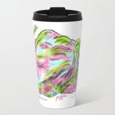 Delta Zeta Pearl Travel Mug