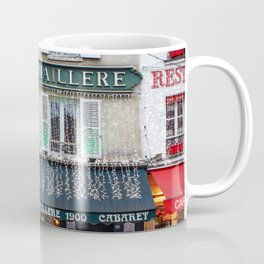 Streets of Paris Coffee Mug