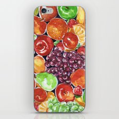 fruit iPhone & iPod Skin