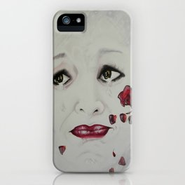Read 'em & Weep iPhone Case