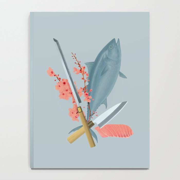 sushi chef Notebook