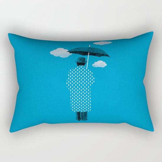 Rainman Rectangular Pillow