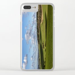 Views of Wiltshire. Clear iPhone Case