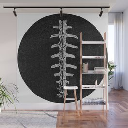 X-ray Spine. Wall Mural