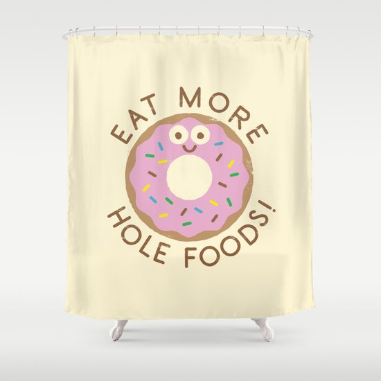 Do's and Donuts Shower Curtain