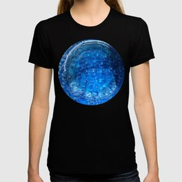 Clear Blue Water Bubbles T-shirt