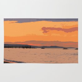 My dream by the Sea Rug