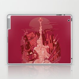 Smash! Zap!! Zoom!!! Laptop & iPad Skin