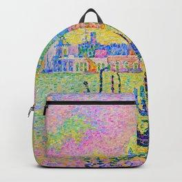 "Paul Signac ""Grand Canal (Venise)"" Backpack"