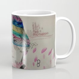 i'm here with flying colors if you'd notice me Coffee Mug