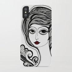 Catherine iPhone X Slim Case