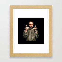 post august 26 Framed Art Print