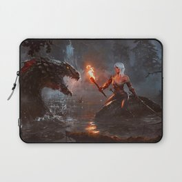 The Witcher Laptop Sleeve