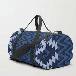 Ion in Navy  Duffle Bag