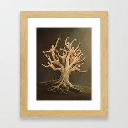 """Deforestation"" Framed Art Print"