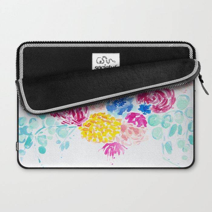 Kelley's Garden Laptop Sleeve