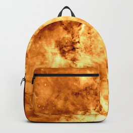 Gold Nebula Backpack