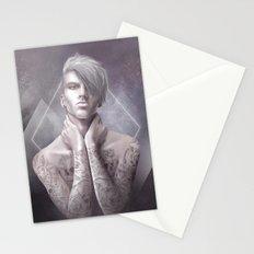 Dans la peau Stationery Cards