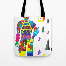 The Raver Tote Bag