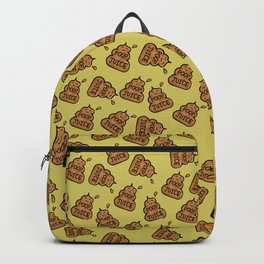 Poop Backpacks | Society6