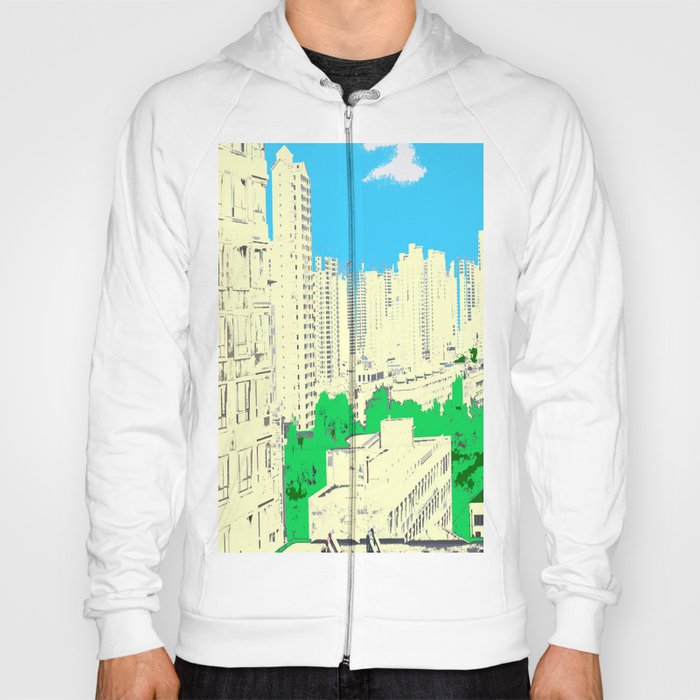 Brick Forest Hoody