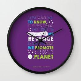 Buzz Lightyear Wall Clock