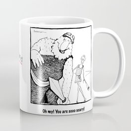 Goliath Come-uppance Coffee Mug