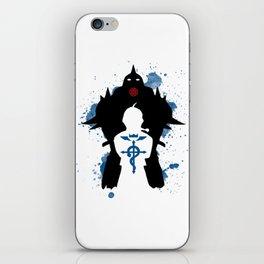 Fullmetal Alchemist iPhone Skin