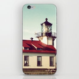 Point Cabrillo Lighthouse iPhone Skin