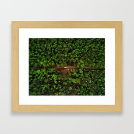 Nature Is Still The Most Superior Technology Framed Art Print