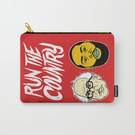 Run The Country Carry-All Pouch