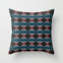 Tapestry 3 Throw Pillow