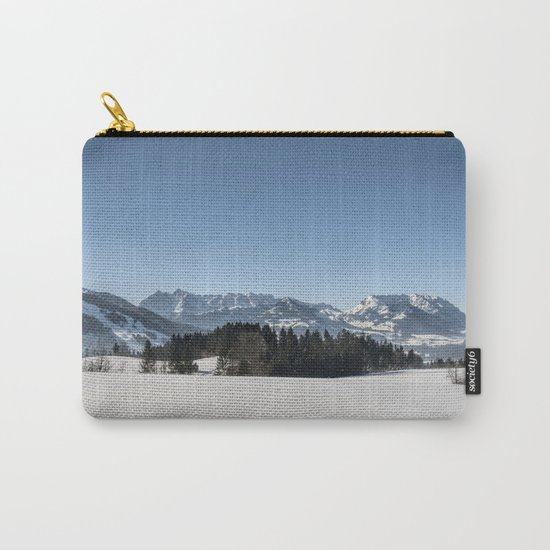 Winter Wonderland I Carry-All Pouch