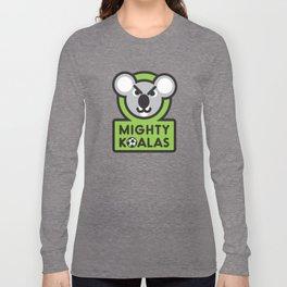 MIGHTY KOALAS T-shirt Long Sleeve T-shirt