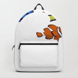 Grumpy Gills Backpack