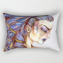 Final Fantasy X- Shiva Rectangular Pillow