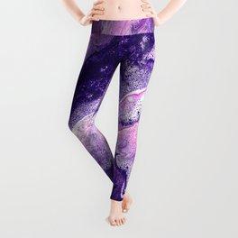 Deep Purple Leggings