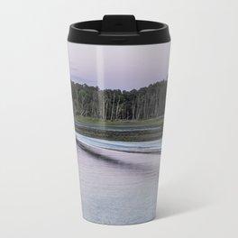 Assateague Lighthouse - landscape Travel Mug
