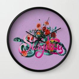 Staytrue Wall Clock
