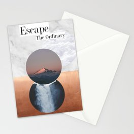 Escape The Ordinary Stationery Cards