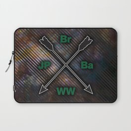 Br Ba JP WW Laptop Sleeve