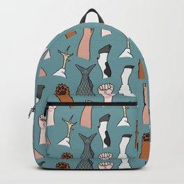 Animal Equality Fists Backpack