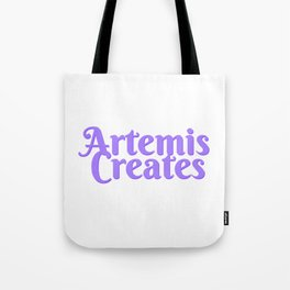 Artemis Creates Main Logo Tote Bag