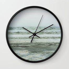The Storm Inside You Wall Clock