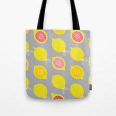 Lemony Tote Bag