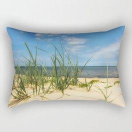 Beach Gras Impressions Rectangular Pillow