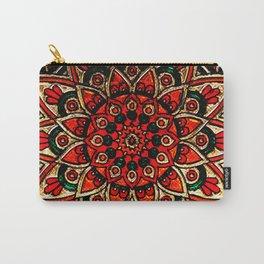 Mandala Art Carry-All Pouch