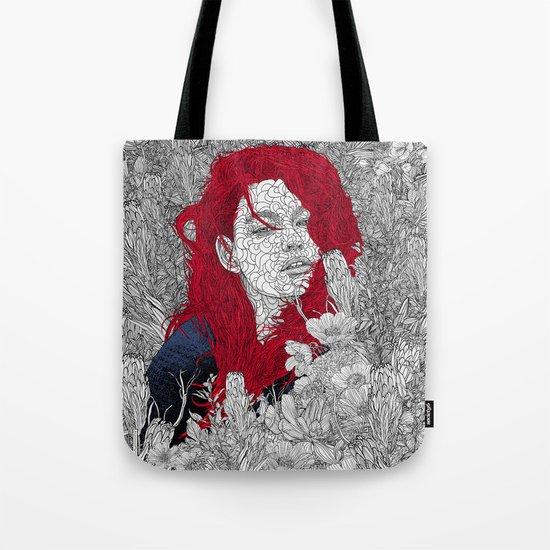 Deep Shade Tote Bag
