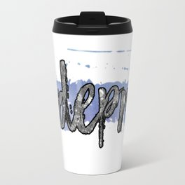 #fuckdepression Travel Mug
