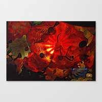 bali Canvas Prints featuring Bali by Jose Luis